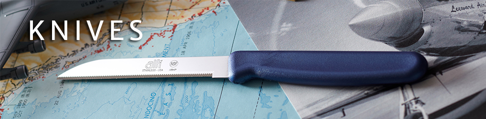 Knives Category Header Picture